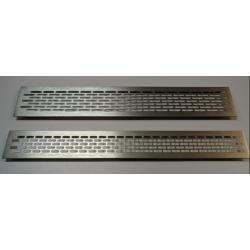 Ventiliacijos grotelės 80x480 MC