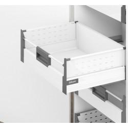 TANDEMBOX plus vidinis D stalčiaus komplektas 400mm, baltas