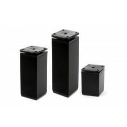 Kojelė aliumininė reguliuojama kvadratinė 40x40 H-100mm...